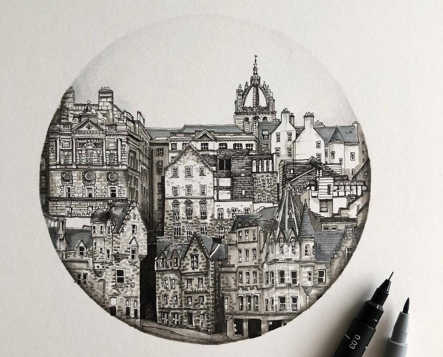 An Interview with Phoebe Atkey: Artist, Illustrator, Businesswoman