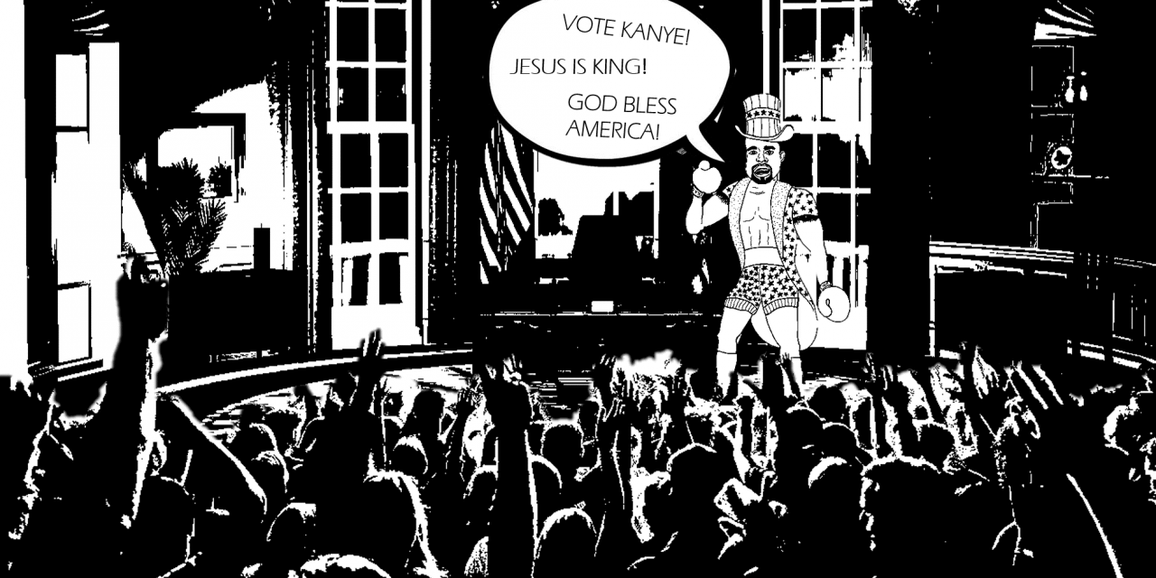 Kanye West's #Vision2020: Is there Room for Music in Politics?