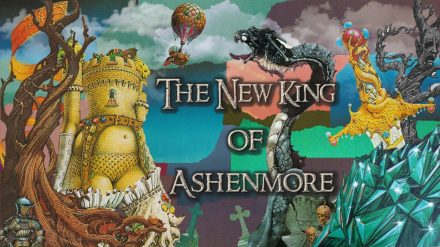 The Lost Prince: Part I – The New King of Ashenmore