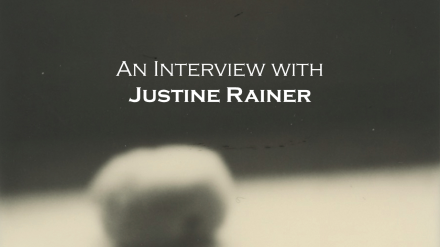 Mouthing Off Artists' Spotlight: Justine Rainer