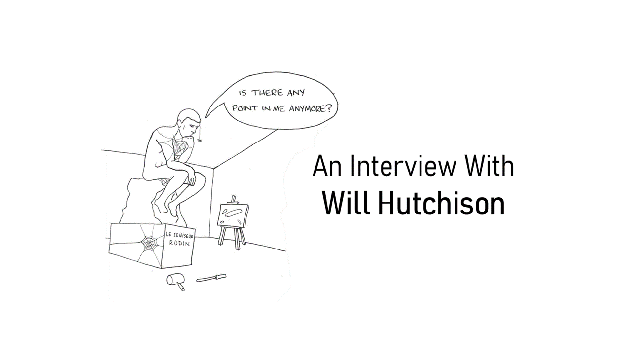 Mouthing Off Artists' Spotlight: Will Hutchison