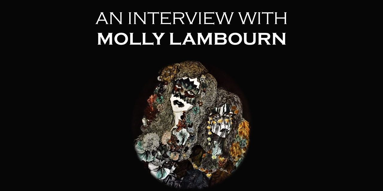 Mouthing Off Artists' Spotlight: Molly Lambourn
