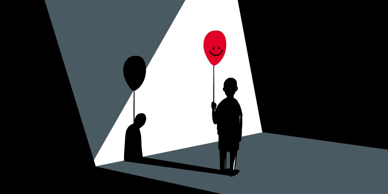 THE BALLOON DEMON: Mouthing Off's Latest Horror Story