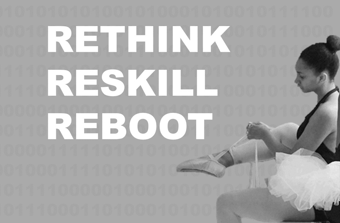 Random Guesswork is All that Makes Up the Government's New 'Rethink. Reskill. Reboot.' Campaign and Quiz