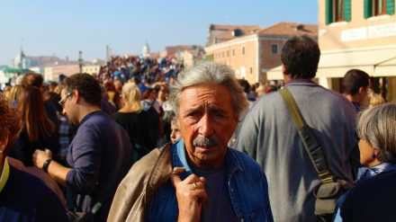 Street Photography In Venice: Why You Should Get Out Into The World With A Camera!