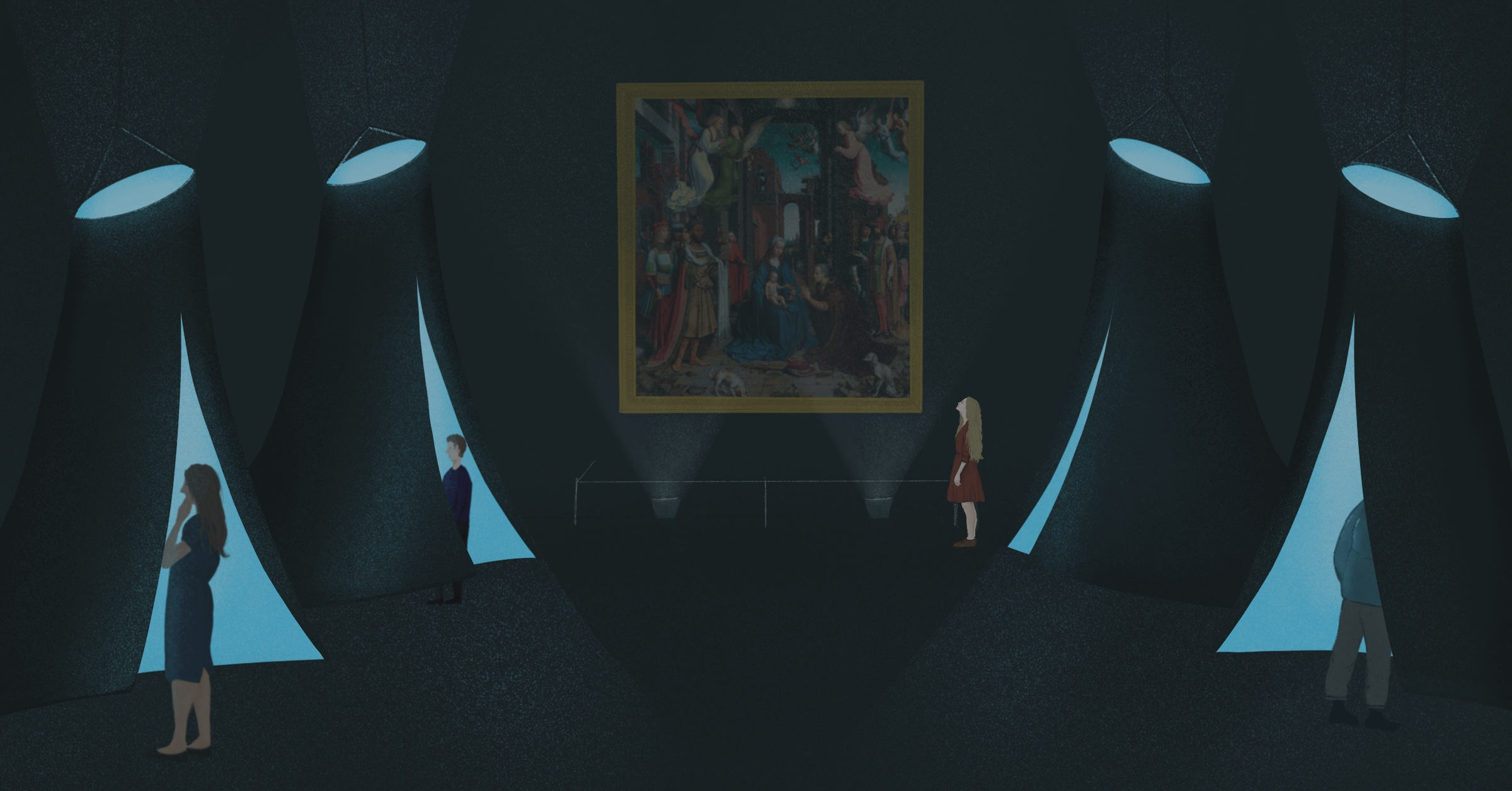 Sensing the Unseen Review: Close Looking at the National Gallery