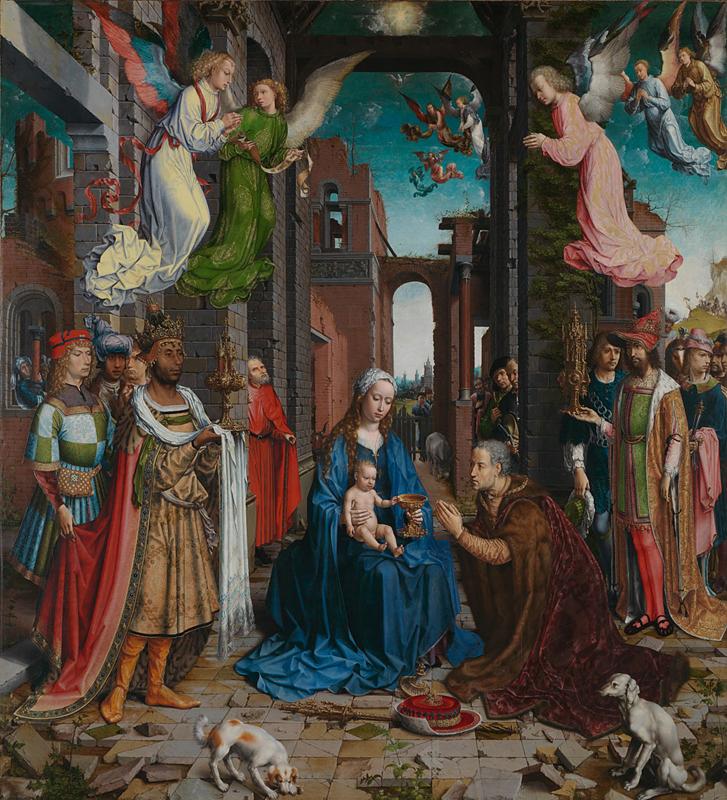 National Gallery Jan Gossaert