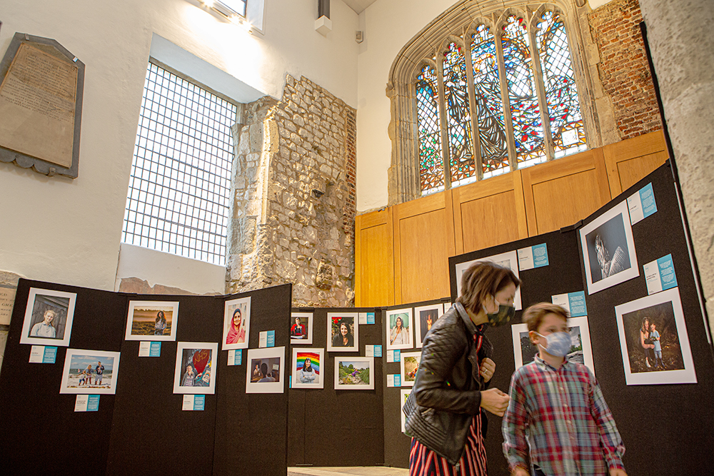 2020 Vision Project Exhibition