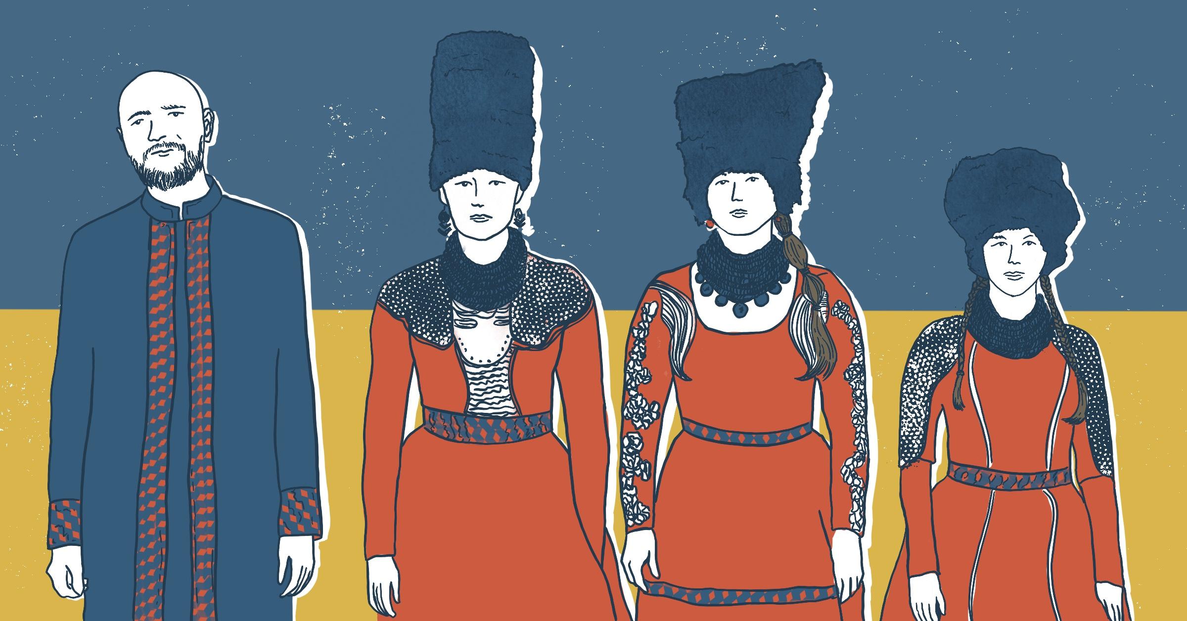 A Chat With DakhaBrakha | Ukraine's Biggest Folk Band