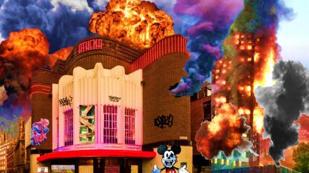 Hasta La Vista Cinemas | Is The Movie Theatre No More?