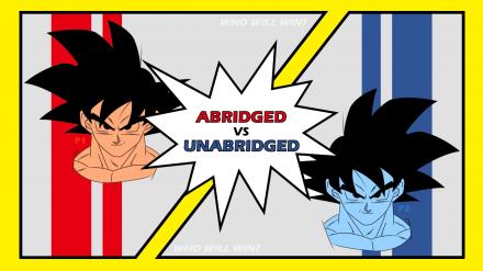 Abridged Anime | How To Turn A Bad Anime Into A Good One