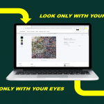 Look Only With Your Eyes: Digital Art Viewing