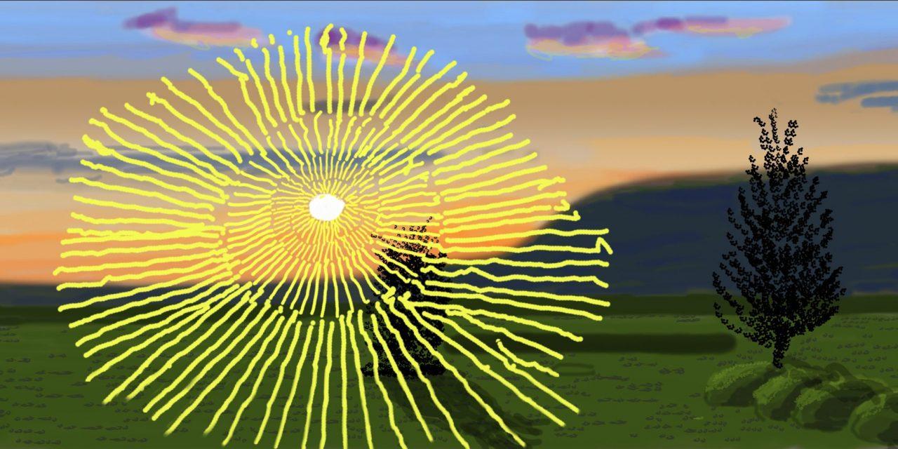 David Hockney x CIRCA: The Meaning of Sunrise