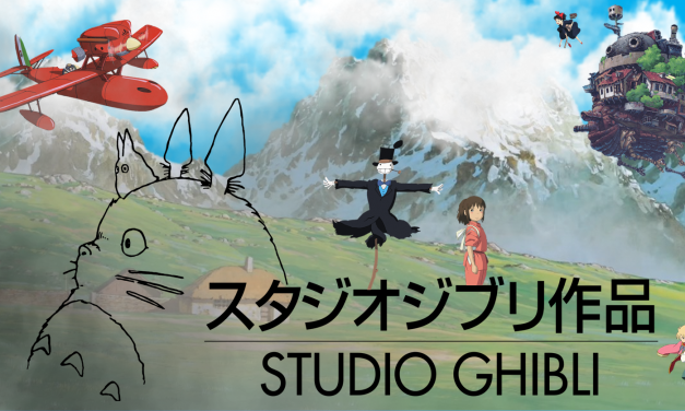 2D Reigns Supreme In The Ghibli World