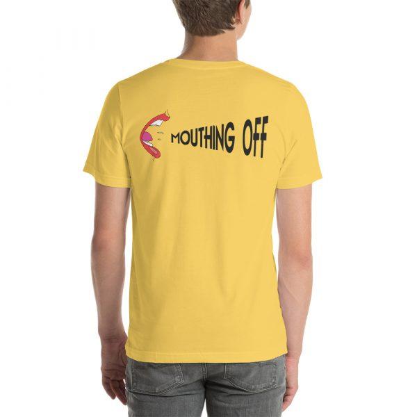 MO T-Shirt (Yellow) Back