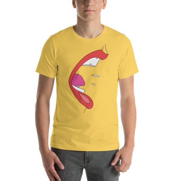 MO T-Shirt (Yellow) Front