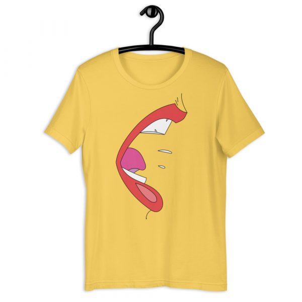 MO T-Shirt (Yellow) Hanger