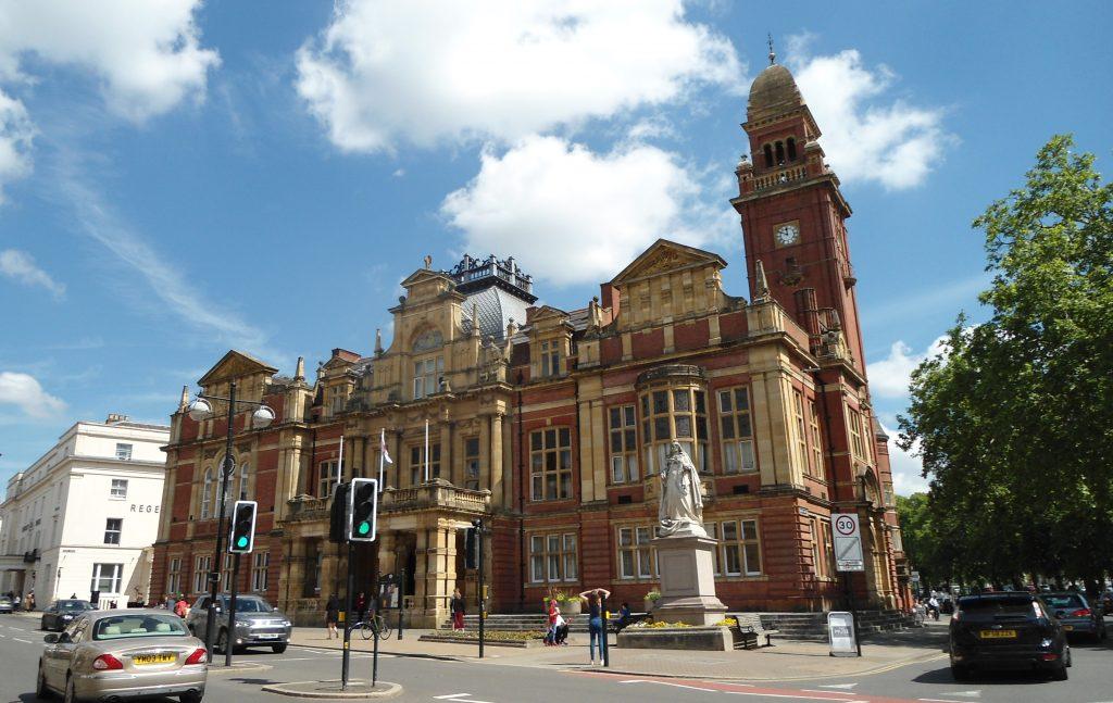 Leamington Spa - Town Hall