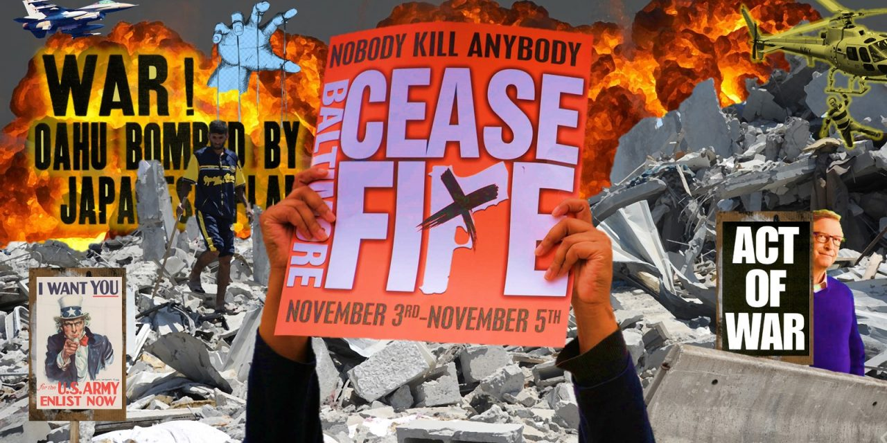 Does A Ceasefire Fix Anything?