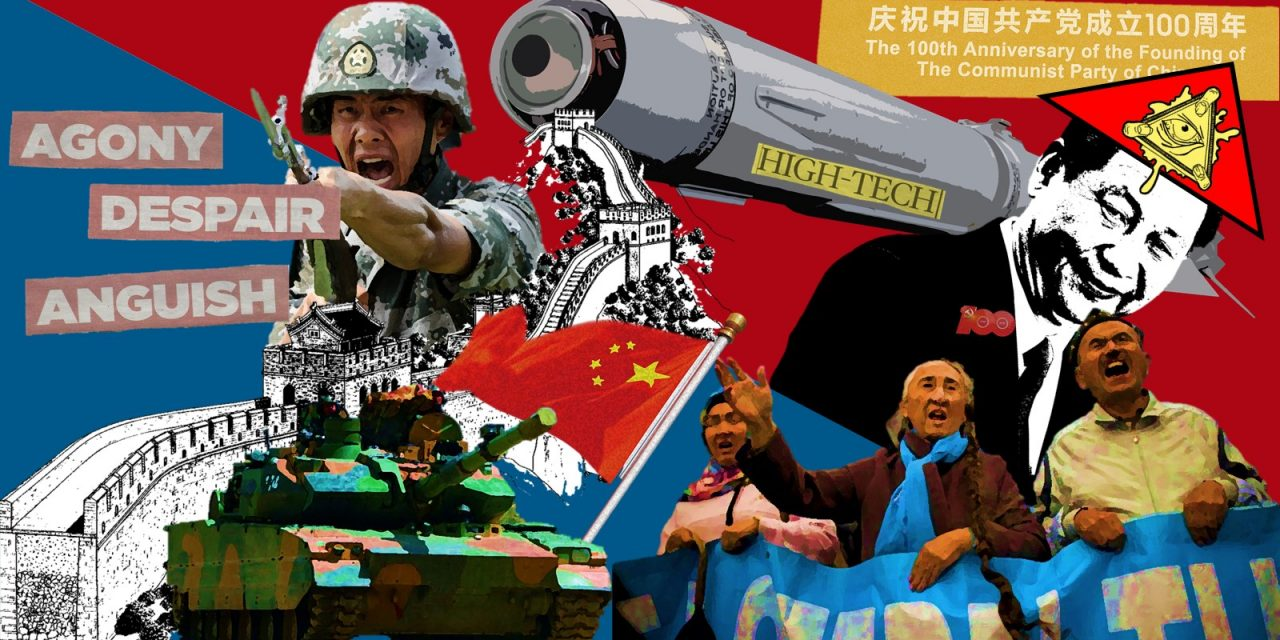 100 Years of the CCP: Tension with Taiwan and an uncertain future