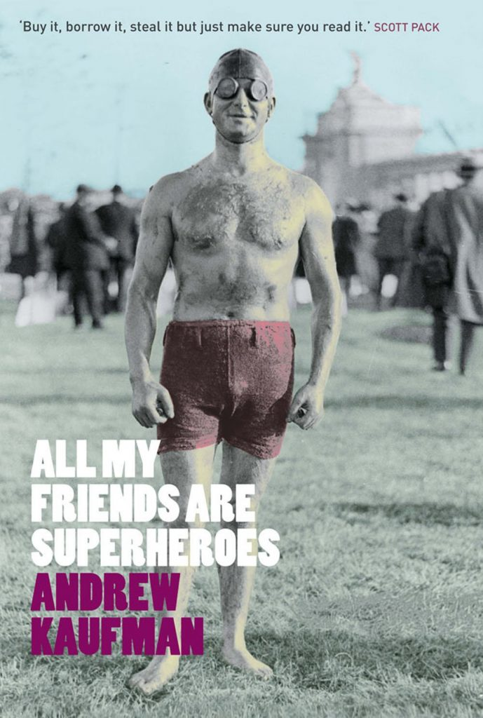 All My Friends Are Superheroes Cover