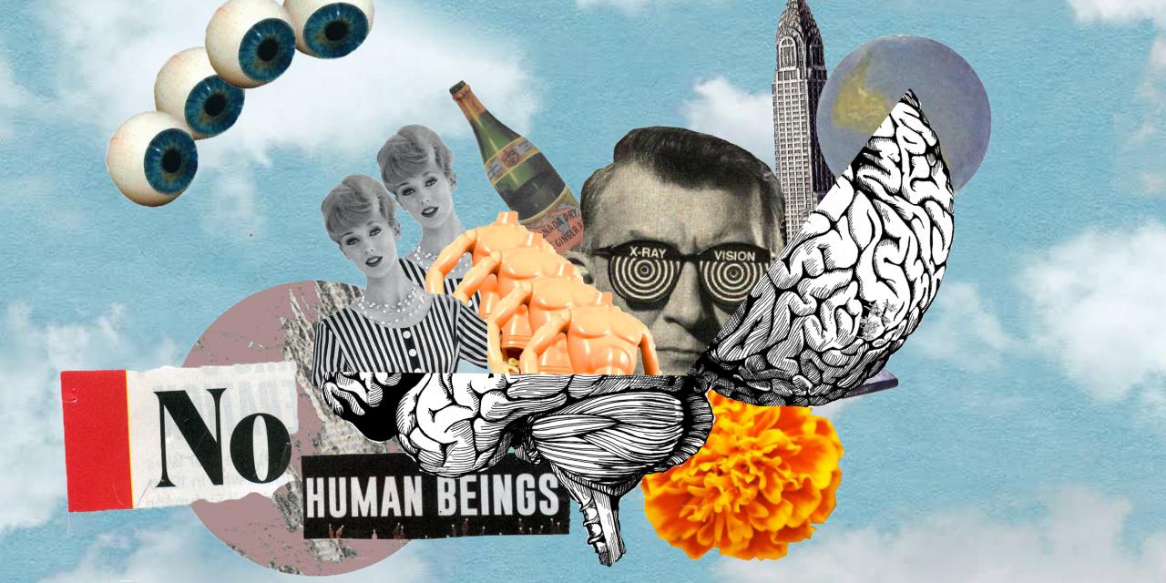 Brain Power by Rhys Clarke