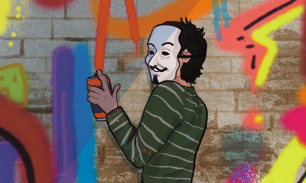 The Case Of The Anonymous Artist