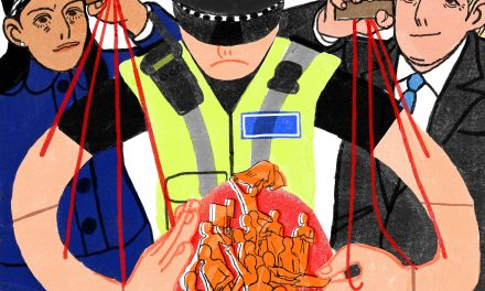 The Beating Crime Plan: Stop & Search Returns